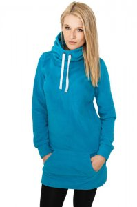 Mikina URBAN CLASSICS LADIES LONG POLAR
