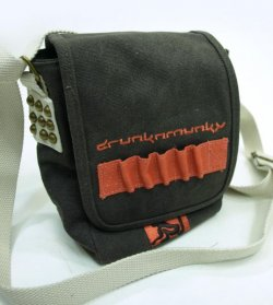 Drunknmunky taška Canvas Gadget Bag