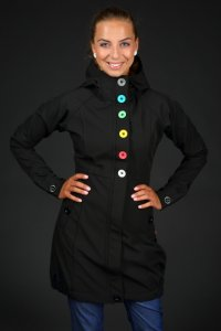 Atom Rat kabátek Maryland II. Black ff78001374