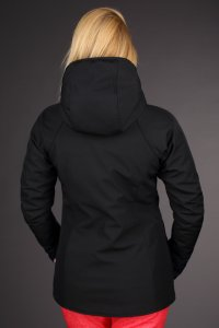 Atom Rat bunda Kilmore Black - 371055