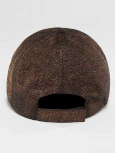 Bangastic Snapback Cap Glances Fitted, zlatá - 235273