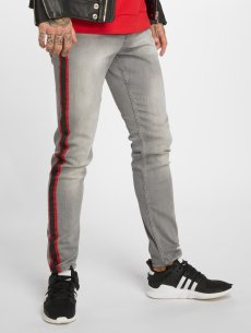 Bangastic Straight Fit Jeans Conner, šedá - 245232