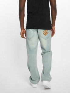 Rocawear Loose Fit Jeans WED, modrá - 248398
