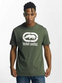 Triko Ecko Unltd. Base in Olive