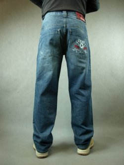 Tribal jeans West Coast