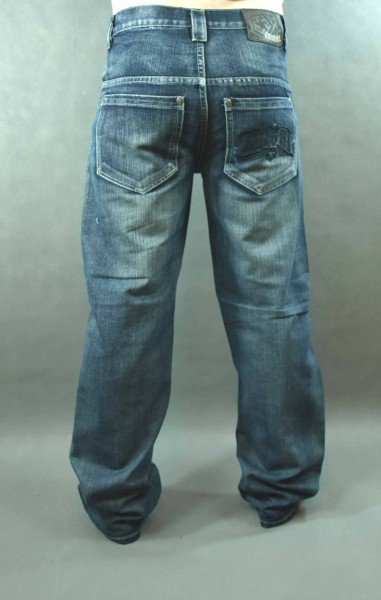 Tribal jeansy M5 Arch - 3498
