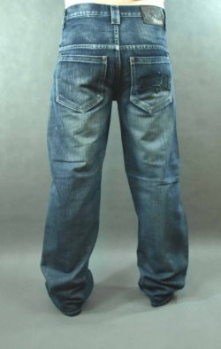 Tribal jeansy M5 Arch