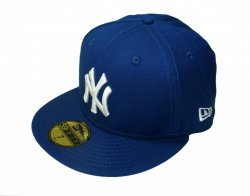 New Era kšiltovka  MLB Basic NY
