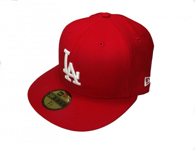 New Era kšiltovka  MLB Basic LA - 4559