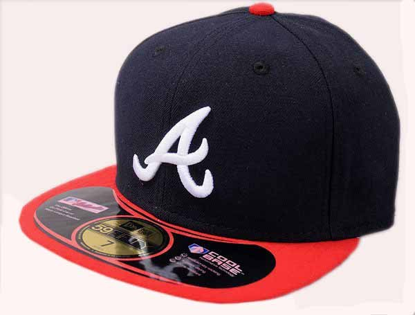 New Era Kšiltovka  MLB Atlanta Braves - 4560