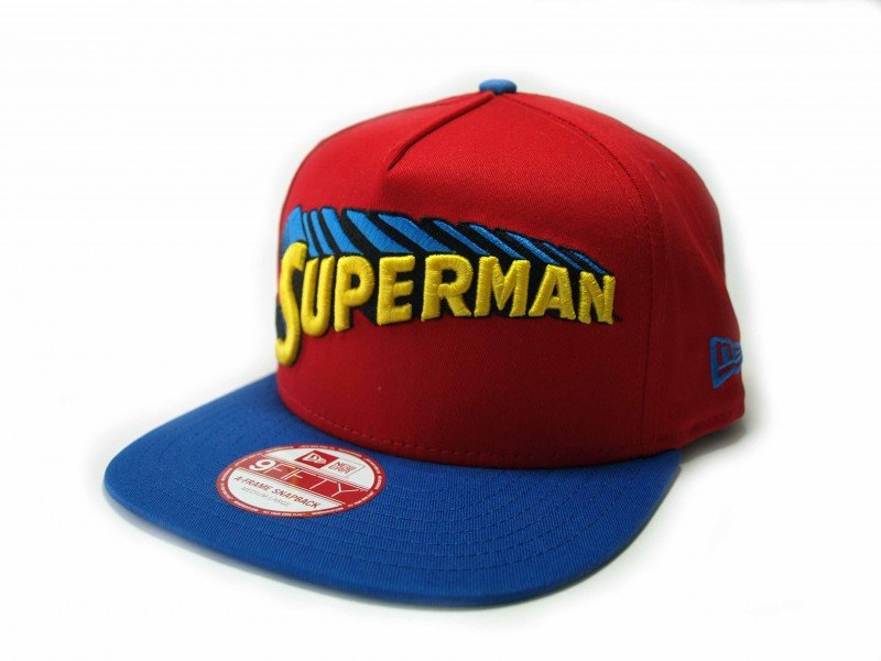 New Era Reverse Class Superman - 5199