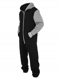 Urban Classics kombinéza College Sweat Jumpsuit