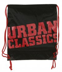 Urban Classics vak UC Gym Black/Red